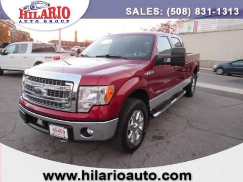 2013 Ford F-150 for sale at Hilario's Auto Sales in Worcester MA