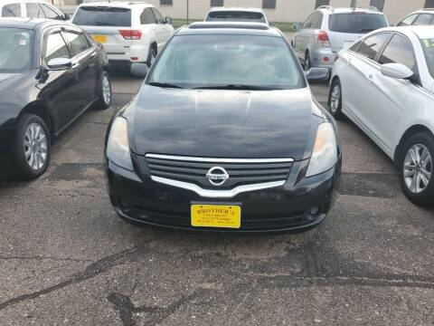 2008 Nissan Altima for sale at Brothers Used Cars Inc in Sioux City IA