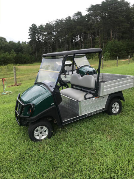 2017 Club Car CARRYALL 500 for sale at Mathews Turf Equipment in Hickory NC