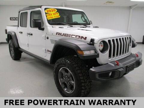 2020 Jeep Gladiator for sale at Sports & Luxury Auto in Blue Springs MO