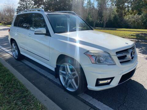 2011 Mercedes-Benz GLK for sale at Perfection Motors in Orlando FL