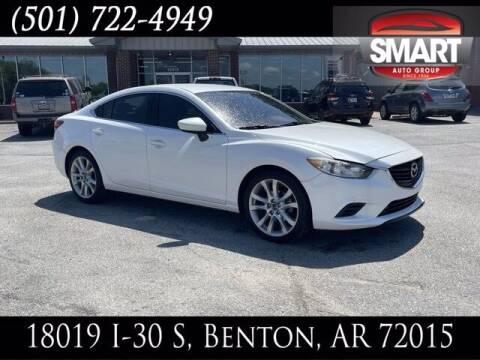 2014 Mazda MAZDA6 for sale at Smart Auto Sales of Benton in Benton AR