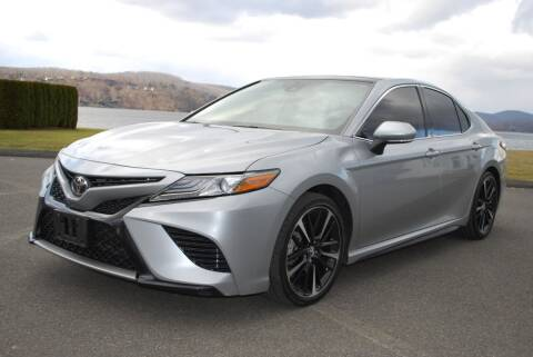 2019 Toyota Camry for sale at New Milford Motors in New Milford CT