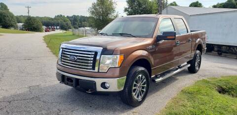 2011 Ford F-150 for sale at ALL AUTOS in Greer SC