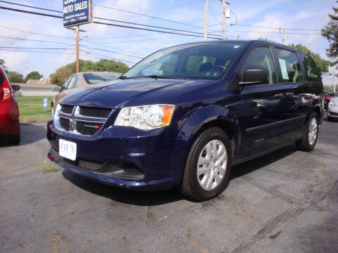 2015 Dodge Grand Caravan for sale at Jay's Auto Sales Inc in Wadsworth OH
