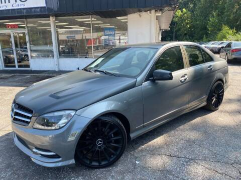 2011 Mercedes-Benz C-Class for sale at Car Online in Roswell GA