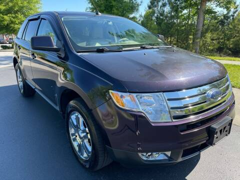 2007 Ford Edge for sale at LA 12 Motors in Durham NC