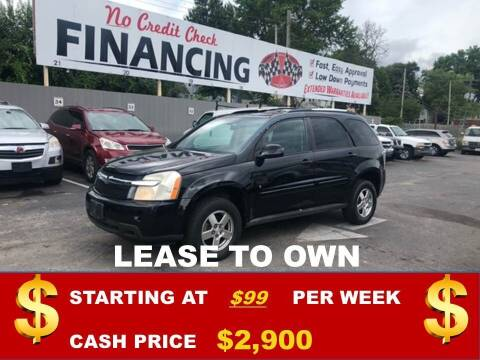 2007 Chevrolet Equinox for sale at Auto Mart USA in Kansas City MO