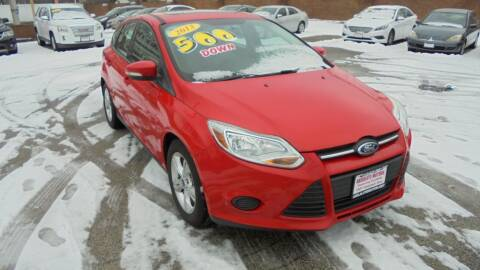 2013 Ford Focus for sale at Absolute Motors 2 in Hammond IN