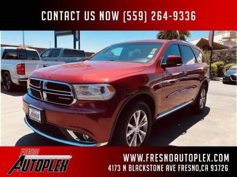 2014 Dodge Durango for sale at Fresno Autoplex in Fresno CA