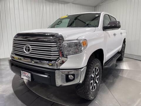 2016 Toyota Tundra for sale at HILAND TOYOTA in Moline IL