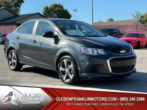 2019 Chevrolet Sonic for sale at Ole Ben Franklin Motors Clinton Highway in Knoxville TN