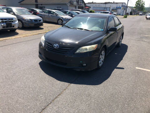 2008 Toyota Camry for sale at 25TH STREET AUTO SALES in Easton PA
