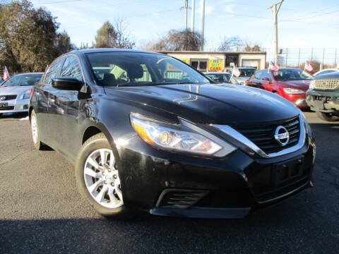 2016 Nissan Altima for sale at Unlimited Auto Sales Inc. in Mount Sinai NY