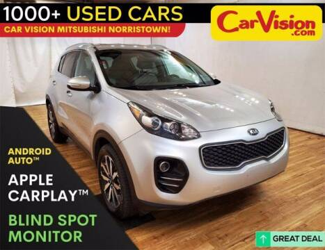 2018 Kia Sportage for sale at Car Vision Buying Center in Norristown PA