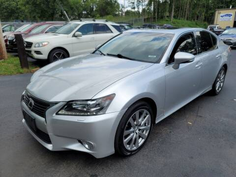 2014 Lexus GS 350 for sale at GEORGIA AUTO DEALER, LLC in Buford GA