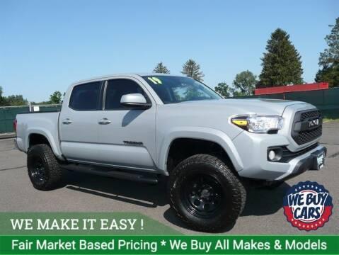 2019 Toyota Tacoma for sale at Shamrock Motors in East Windsor CT
