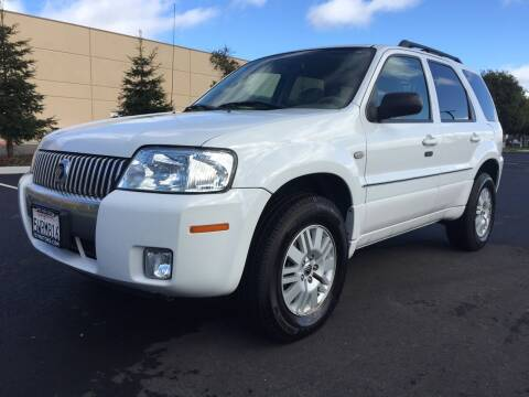 2007 Mercury Mariner for sale at 707 Motors in Fairfield CA