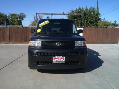2006 Scion xB for sale at Empire Auto Sales in Modesto CA