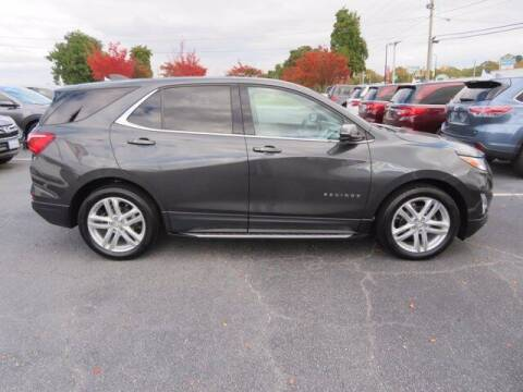 2018 Chevrolet Equinox for sale at DICK BROOKS PRE-OWNED in Lyman SC