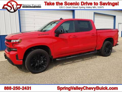 2020 Chevrolet Silverado 1500 for sale at Spring Valley Chevrolet Buick in Spring Valley MN