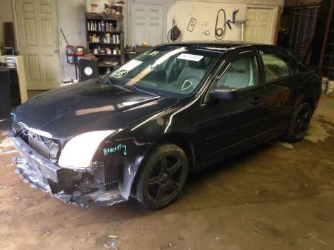 2006 Ford Fusion for sale at ASAP Car Parts in Charlotte NC