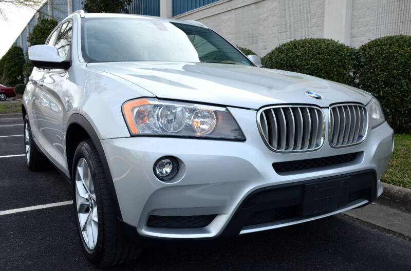 2013 BMW X3 for sale at Wheel Deal Auto Sales LLC in Norfolk VA