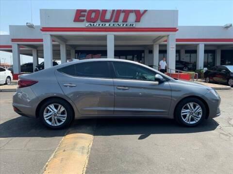2020 Hyundai Elantra for sale at EQUITY AUTO CENTER in Phoenix AZ