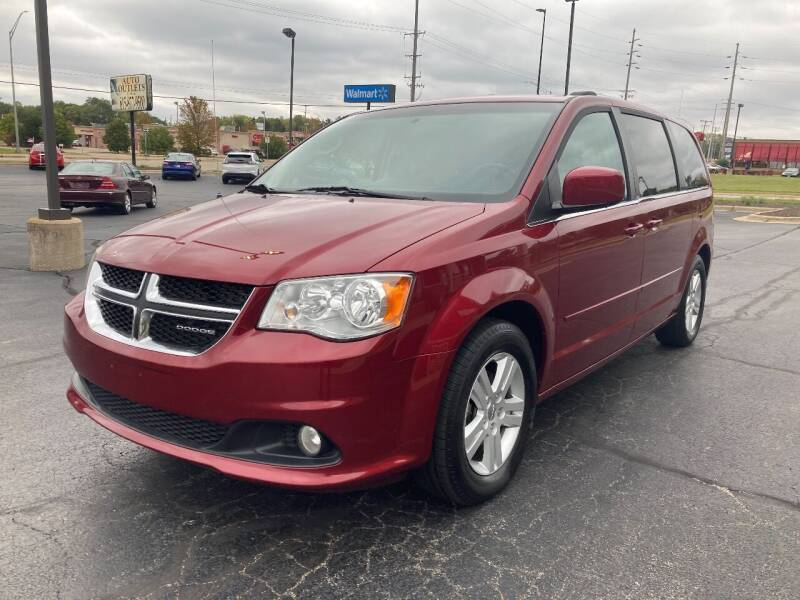 2011 Dodge Grand Caravan for sale at Auto Outlets USA in Rockford IL