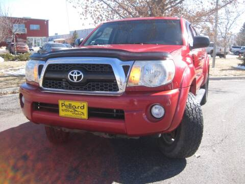 2011 Toyota Tacoma for sale at Pollard Brothers Motors in Montrose CO