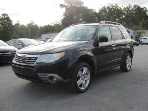 2010 Subaru Forester for sale at Pure 1 Auto in New Bern NC