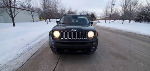 2015 Jeep Renegade for sale at Western Star Auto Sales in Chicago IL