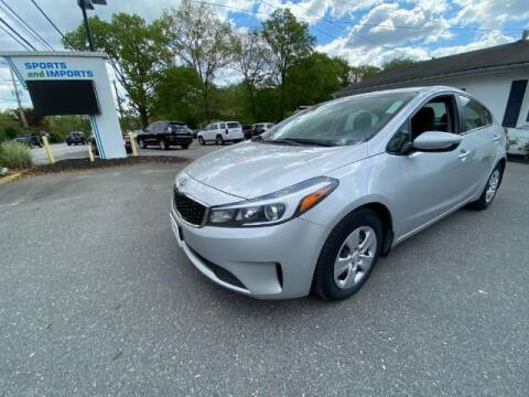 2017 Kia Forte for sale at Sports & Imports in Pasadena MD