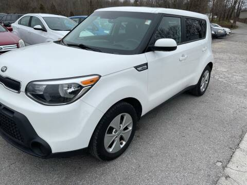 2015 Kia Soul for sale at Best Buy Auto Sales in Murphysboro IL