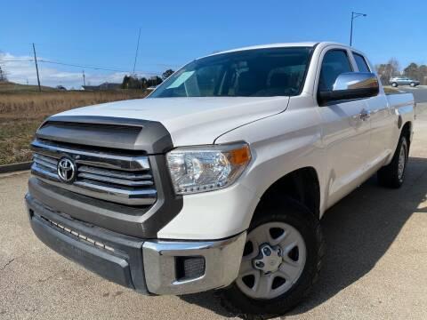 2016 Toyota Tundra for sale at Gwinnett Luxury Motors in Buford GA