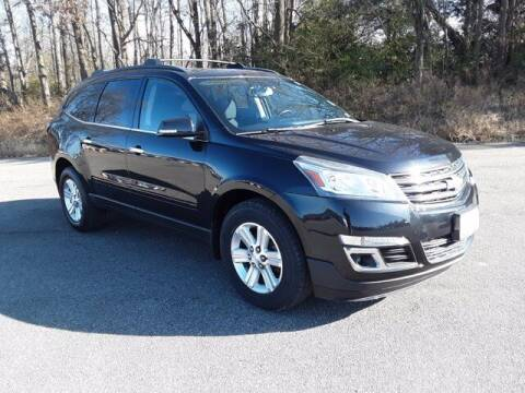 2014 Chevrolet Traverse for sale at Strosnider Chevrolet in Hopewell VA