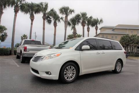 2015 Toyota Sienna for sale at Gulf Financial Solutions Inc DBA GFS Autos in Panama City Beach FL