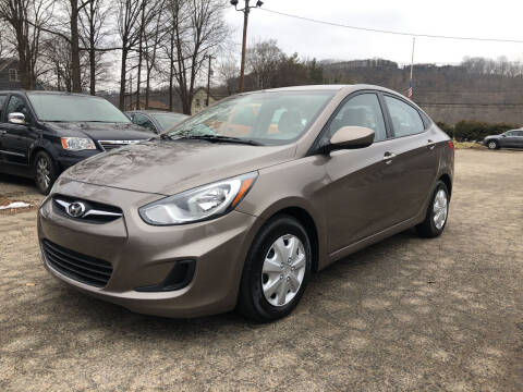 2013 Hyundai Accent for sale at Used Cars 4 You in Serving NY