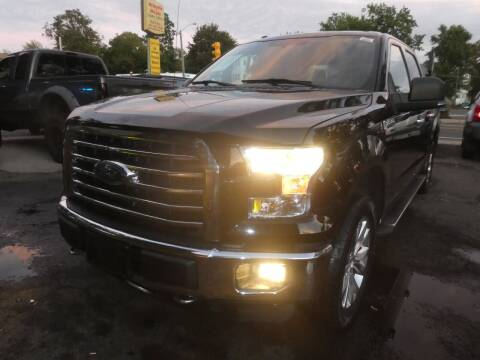 2016 Ford F-150 for sale at Wheels and Deals in Springfield MA