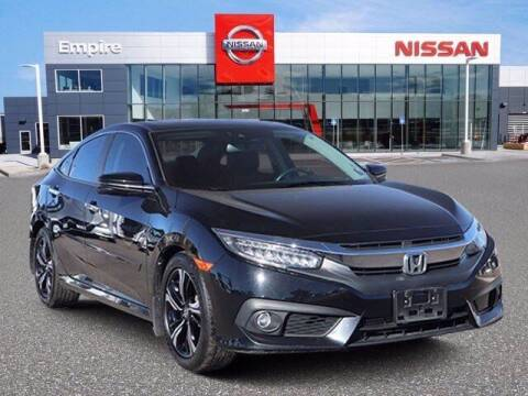 2017 Honda Civic for sale at EMPIRE LAKEWOOD NISSAN in Lakewood CO