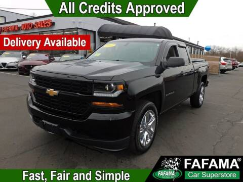 2017 Chevrolet Silverado 1500 for sale at FAFAMA AUTO SALES Inc in Milford MA