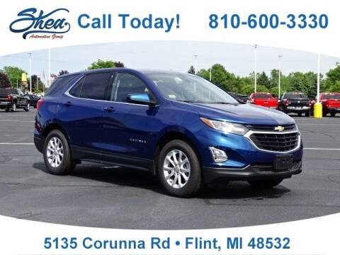 2020 Chevrolet Equinox for sale at Jamie Sells Cars 810 - Linden Location in Flint MI