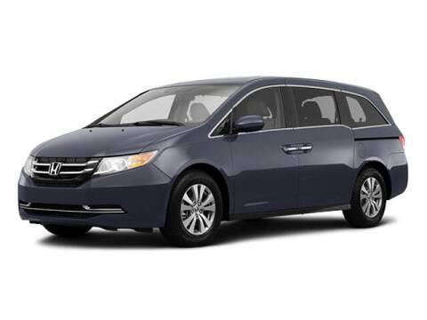 2014 Honda Odyssey for sale at West Motor Company in Preston ID