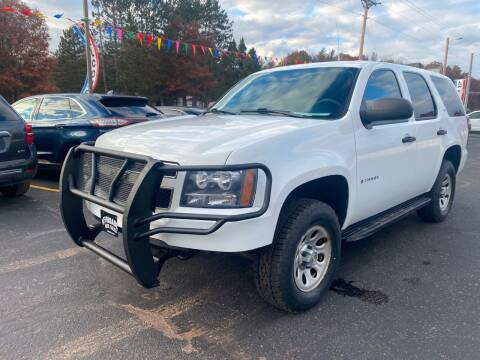 2008 Chevrolet Tahoe for sale at Affordable Auto Sales in Webster WI