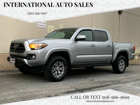 2018 Toyota Tacoma for sale at International Auto Sales in Hasbrouck Heights NJ