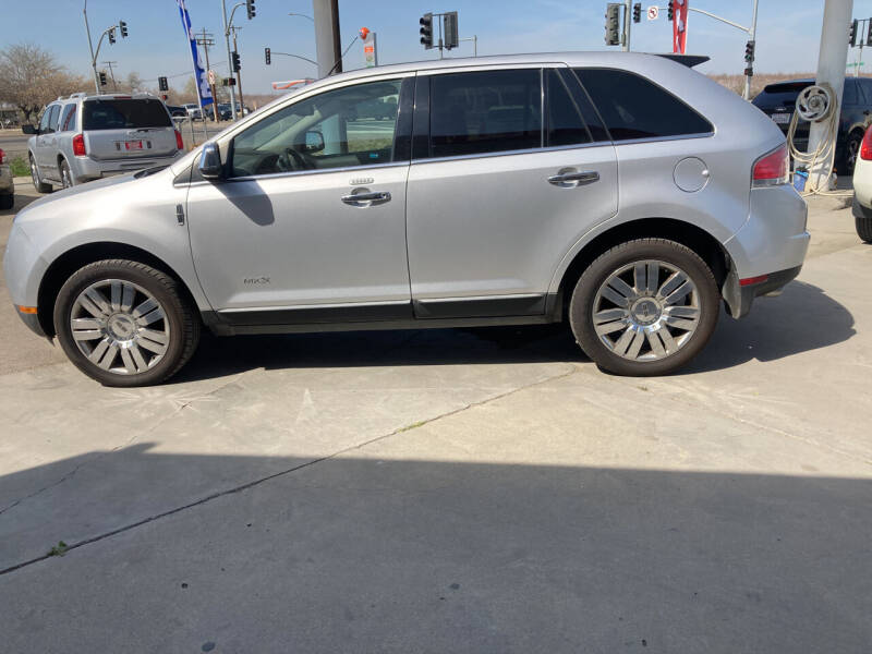 2009 Lincoln MKX for sale at CONTINENTAL AUTO EXCHANGE in Lemoore CA