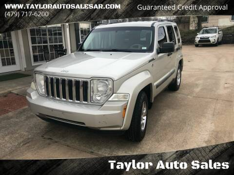 2008 Jeep Liberty for sale at Taylor Auto Sales in Springdale AR