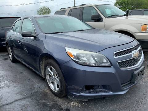 2013 Chevrolet Malibu for sale at American Motors Inc. - Cahokia in Cahokia IL