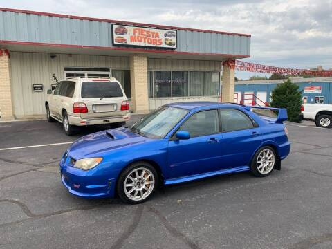 2006 Subaru Impreza for sale at 4X4 Rides in Hagerstown MD