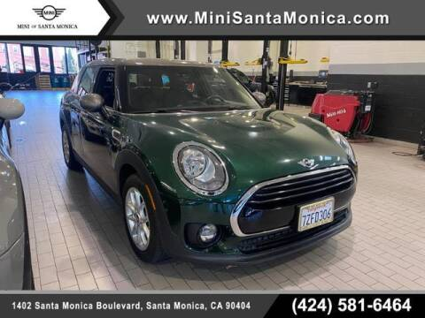 2017 MINI Clubman for sale at MINI OF SANTA MONICA in Santa Monica CA